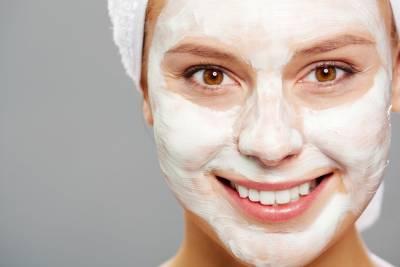 маска с витамином Е для лица