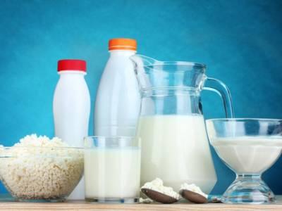 Молочные продукты и молоко для кожи