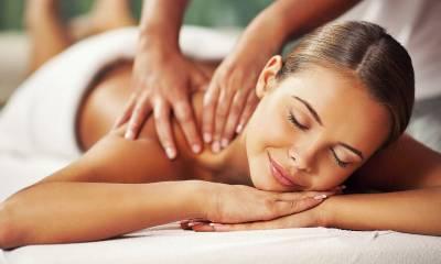 Этапы массажа для спины