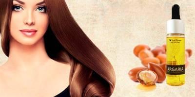 Аргоновое масло для волос
