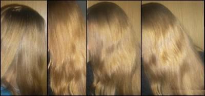 Как быстро осветлить волосы?